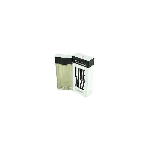 Live Jazz 3.4 Fl. Oz. Eau De Toilette Spray ~Men