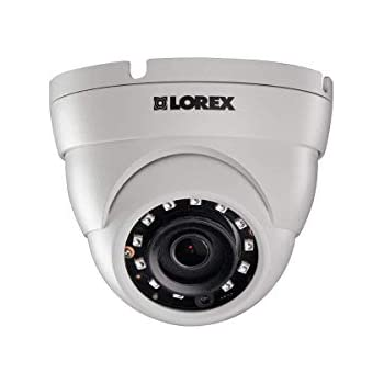 Lorex  LKE343 4MP Super HD PoE Security IP Dome Camera with Night Vision
