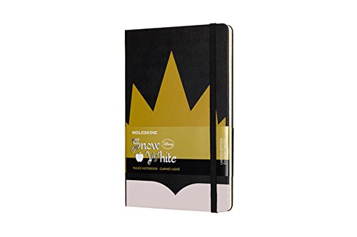 Moleskine Limited Edition, Snow White Notebook, Large,...