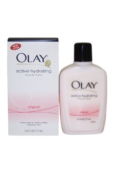 OLAY Active Hydrating Beauty Fluid Original 6 oz (Pack of 11)
