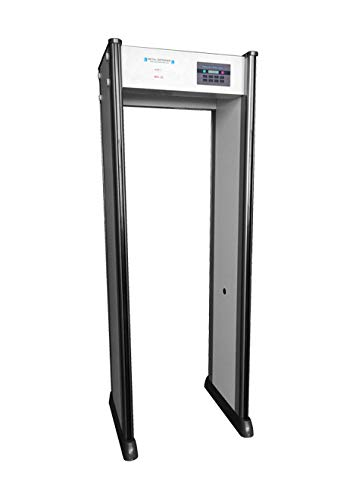 33 Zone Walk-Through Metal Detector,Metal Detector Door Frame,Door Sensor,