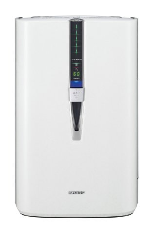 Sharp KC 860U Plasmacluster air purifier
