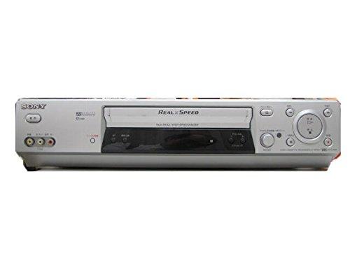 VHSビデオデッキ ソニー SLV-NR300 リモコン付き 一週間保証 シリアルNo.0144159 23198   B00M5W8IK0