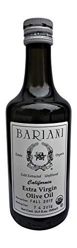 Bariani, Oil Olive Extra Virgin, 16.9 Ounce