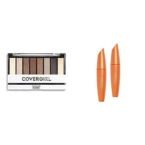 Covergirl Trublend Eyeshadow Pallette & Lashblast, Combo 2