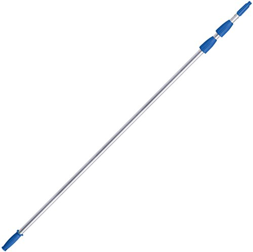 Unger Professional Connect & Clean Telescopic Pole, 20'