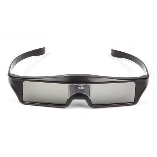3D Glasses - SODIAL(R)KX-30 Newest Version 3D 96-144Hz Active Shutter Glasses for DLP- Link 3D Ready Projectors