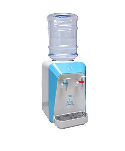 4013 Aquarius III Mini Dispensador de agua con botella de 2,5 litros.