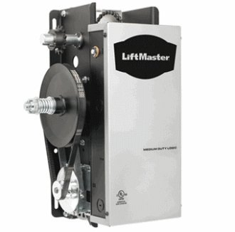 (LiftMaster MJ5011U Premium Series Medium Duty Commercial Jack Shaft Garage Motor)