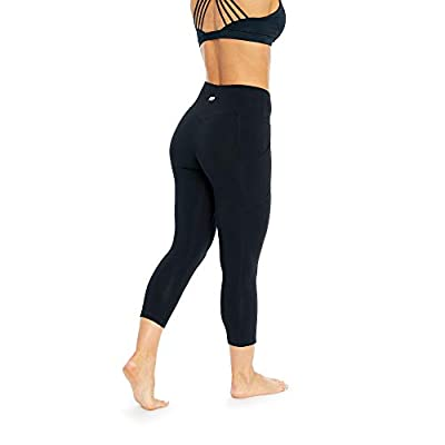 Women's Activewear Control Top Leggings: Designer Quality High Waist Yoga Pants with Tummy Control and Pocket