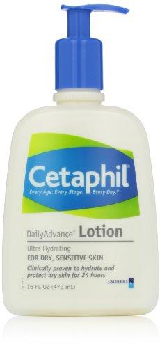 Cetaphil Daily Advance Лосьон для сухой чувствительной кожи, 16 гр.