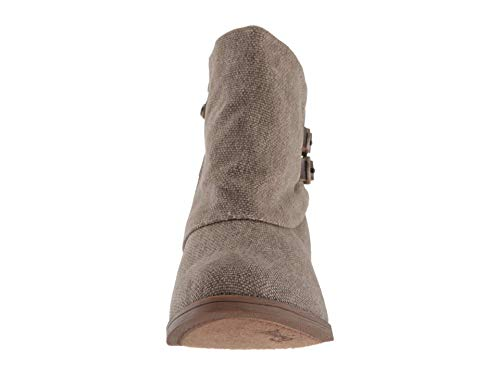 Women's Boot Blowfish Ankle Brown Rancher Sistee Dyecut 1FtUxtdq