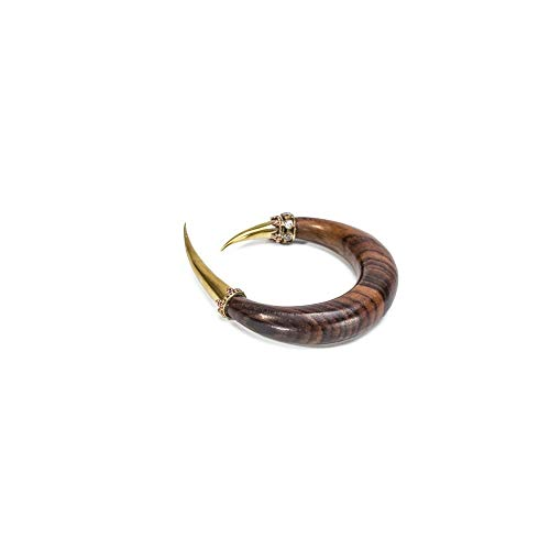 Elementals Organics Kitty Claw Sono Wood Hanger - Price Per 1-10mm ~ 00g