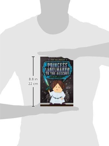 Princess Labelmaker to the Rescue! (Origami Yoda #5)