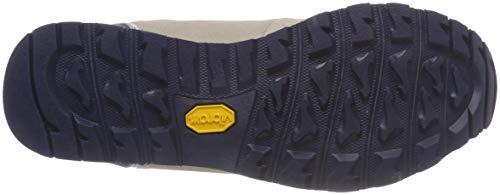 Blanc A516 Elettra CMP de Randonnée Sand Hautes Chaussures Femme Mid gxw0U