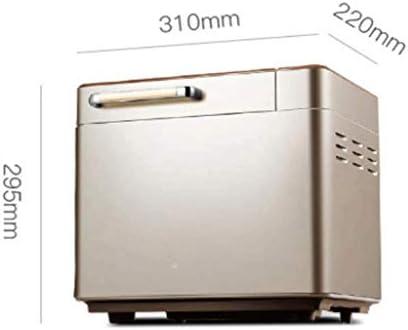 JYDQB Machine à Pain - Machine à Pain Automatique, Machine à Pain avec 15 programmes, minuterie 15 Heures, minuterie 15 Heures, 1 Heure au Chaud