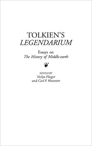 Amazoncom Tolkiens Legendarium Essays On The History Of Middle  Amazoncom Tolkiens Legendarium Essays On The History Of Middleearth  Contributions To The Study Of Science Fiction  Fantasy   Verlyn