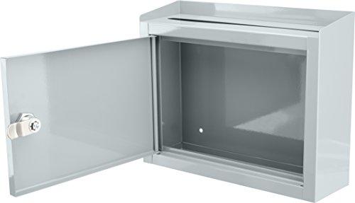BARSKA Multi-Purpose Drop Box, Grey by BARSKA (Image #4)