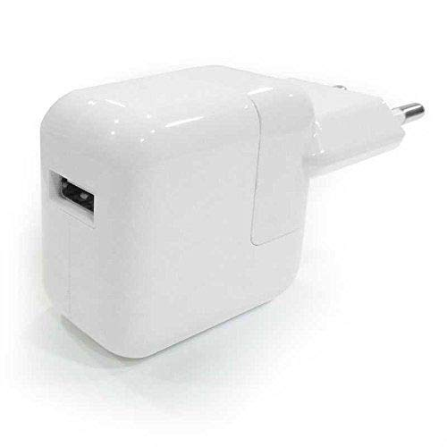 Cargador Adaptador USB 10W 2.1A Compatible con Apple iPad 1 ...