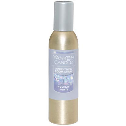 Yankee Candle Holiday Lights Concentrated Room Spray 1.5 Ounce