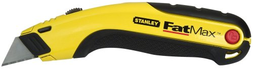 - Stanley 10-778L Fatmax Retractable Knife