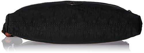 Alvar Crossbody Kipling Solid Bag Black 4HqOOd6n