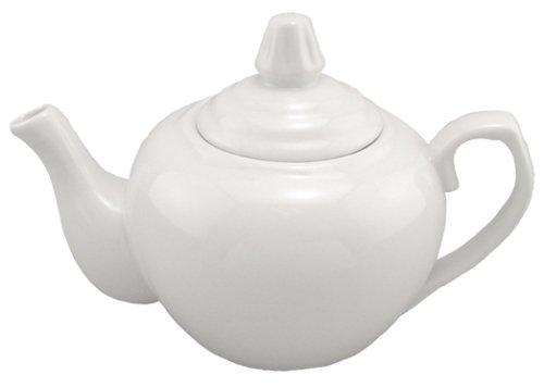 BIA Cordon Bleu 6 Cup Teapot, White