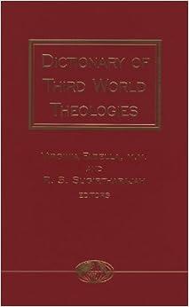 Dictionary of Third World Theologies