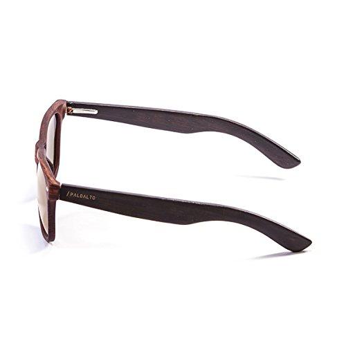 Paloalto Sunglasses P50010.3 Lunette de Soleil Mixte Adulte, Marron