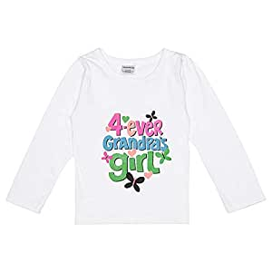 Veronica Forever Grandpa's Favorite Printed T-shirt - White, 9-12 Months