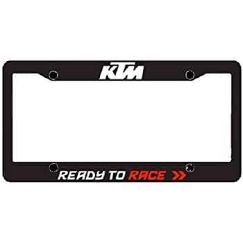 Ktm Enduro License Plate Holder