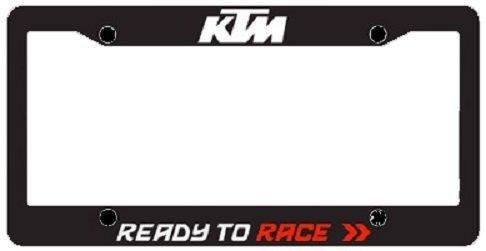 KTM Auto License Plate Holder, UPW1871110