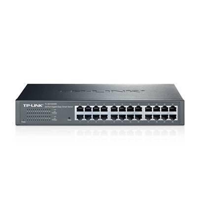 LINK TL-SG1024DE (001) Switch 24p Lan Gigabit Tp-Link Tl-Sg1024de Easy Smart Switch, 10/100