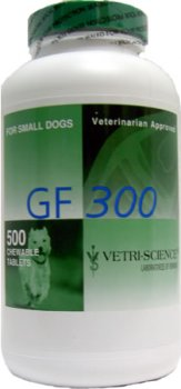 GF 300 Glyco-Flex 300 for small dogs (500 tablets), My Pet Supplies