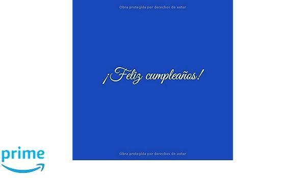 Feliz cumpleaños: Libro De Visitas Feliz Cumpleaños para Fiesta ideas regalos decoracion accesorios personalizable firmas eventos para invitados niños . ...