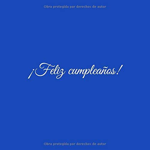 ... personalizable firmas eventos para invitados niños ... fiesta Feliz cumpleaños) (Spanish Edition): Gliviu Libros: 9781796734508: Amazon.com: Books