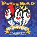 Richard Dots - Animaniacs: Yakko's World - Sing About The World According To Yakko, Wakko And Dot