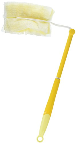 Procter & Gamble Cleaning Duster, White Fiber, 3 ft Extended Handle (Extended Handle)