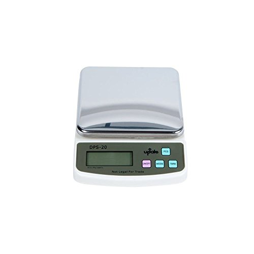 Update International DPS-20 Digital Portion Scale, 20 lb. Capacity