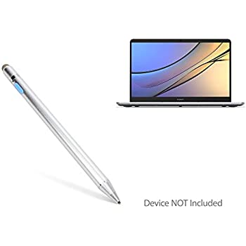 BoxWave Huawei MateBook X Pro Stylus Pen, [AccuPoint Active Stylus] Electronic Stylus with
