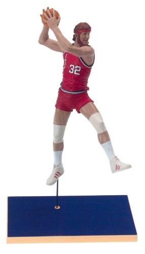 McFarlane Toys NBA Picks Sport Legends Series 1 Action Figure Bill Walton (Portland Trailblazers)