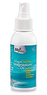 3 oz. MagneSoothe Magnesium Oil