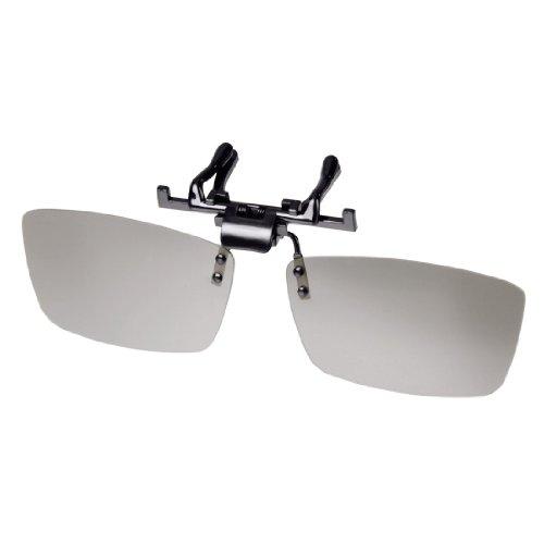 Hama Clip On 3D-Polfilterbrillen-Clip schwarz