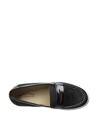 Black Cole Loafers Penny Kenneth Sky Women's M REACTION 6 Bright 0qT4Pw