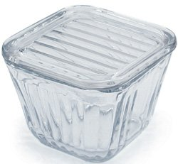 Anchor Hocking Glass Refrigerator Storage Container 2 Cup Size by Anchor Hocking