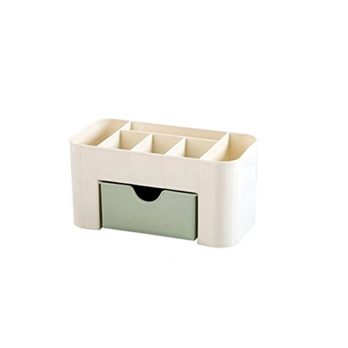 Saving Space Desktop Comestics Makeup Storage Drawer Type Box (Top Gearbox Set)