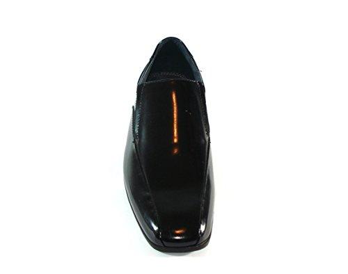 Hush Puppies Men's Loafer Flats Black Black 6 ELFGXxaQV