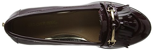 Head Over Heels Women's Gigli Loafers Red (Burgundy) ITqMxCCN