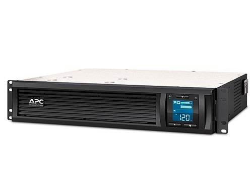 Rackmount Ups Battery (APC Smart-UPS 1000VA UPS Battery Backup with Pure Sine Wave Output Rack-Mount/Tower (SMC1000-2U))