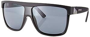 Carve Rocker Polarized Sunglasses, Black
